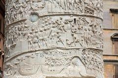 Column of Tajan Royalty Free Stock Images