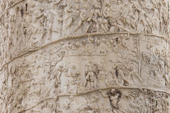Column of Trajan detail Royalty Free Stock Photography