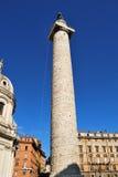 Column of Trajan Royalty Free Stock Photo