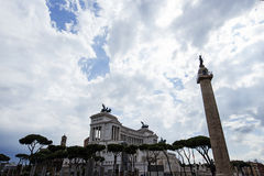 Column of Trajan Royalty Free Stock Image