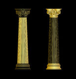 Column Vector Royalty Free Stock Photography