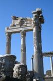 column2 pergamon Стоковое фото RF