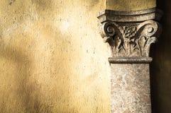 Columna Imágenes de archivo libres de regalías