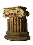 Columna antigua foto de archivo libre de regalías