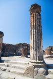 Columna antigua Foto de archivo