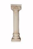Columna blanca imagen de archivo libre de regalías