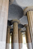 Columna ciento del techo Imagen de archivo libre de regalías