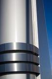 Columna de acero Fotografía de archivo libre de regalías