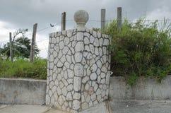 Columna de Cutstone foto de archivo