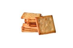 Columna de galletas imágenes de archivo libres de regalías