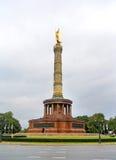Columna de la victoria en Berlín Imágenes de archivo libres de regalías