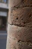 Columna de los ladrillos foto de archivo