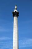 Columna de Nelsons Fotografía de archivo libre de regalías