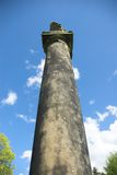 Columna de piedra Fotos de archivo