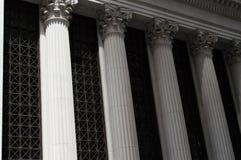 columna de piedra Imágenes de archivo libres de regalías