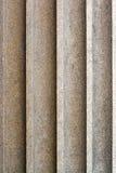 Columna de piedra vieja Imágenes de archivo libres de regalías