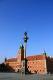 Columna de Zygmunt imagenes de archivo