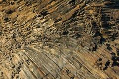 Columna del basalto Imagen de archivo libre de regalías