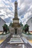 Columna del congreso Fotografía de archivo libre de regalías