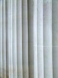 Columna del estilo romano Fotos de archivo