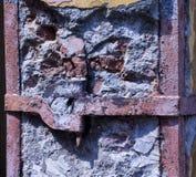 Columna reforzada de la correa fotos de archivo
