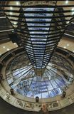 Columna Reichstag imágenes de archivo libres de regalías