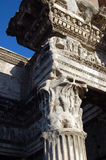 Columna romana Fotos de archivo