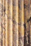 Columna romana Fotos de archivo libres de regalías