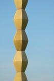 Columna sin fin de Constantino Brancusi Fotos de archivo libres de regalías