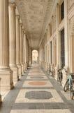 Columnade antico (Roma) Immagini Stock