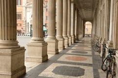 Columnade antico (Roma) Immagine Stock Libera da Diritti