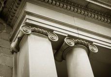 Columnas ΔΙΣΕΚΑΤΟΜΜΥΡΙΟ Στοκ φωτογραφίες με δικαίωμα ελεύθερης χρήσης