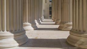 Columnas foto de archivo libre de regalías