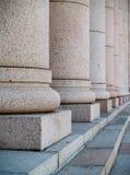 Columnas 2 Fotos de archivo libres de regalías