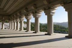 Columnas Imágenes de archivo libres de regalías