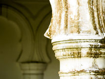 Columnas Imagen de archivo