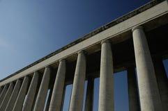 Columnas Fotografía de archivo libre de regalías