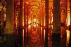 Columnas Fotografía de archivo