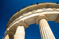 Columnas arquitectónicas Fotografía de archivo