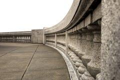 Columnas - capitolio del estado de Wisconsin en Madison Fotografía de archivo libre de regalías