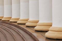 Columnas clásicas Foto de archivo