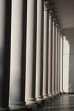 Columnas de #1.Classic. imágenes de archivo libres de regalías