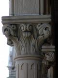 Columnas de ayuntamiento del detalle Imagenes de archivo