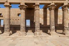 Columnas de ISIS Imagen de archivo libre de regalías