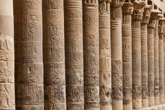 Columnas de ISIS Fotografía de archivo
