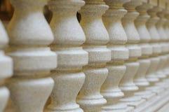 Columnas de mármol Imagenes de archivo