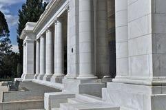 Columnas en Cheesman Imagenes de archivo