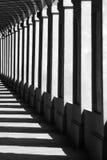 Columnas italianas. fotografía de archivo