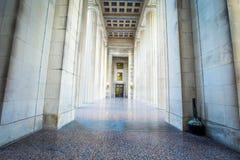 Columnas Nashville Tennessee fotos de archivo