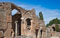Columnas romanas Foto de archivo